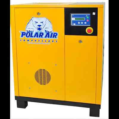 10 HP Single Phase Rotary Screw Air Compressor