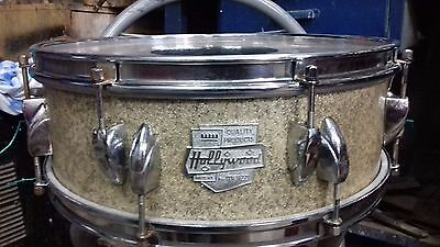 Meazzi Hollywood Oceanic Golden Sparkle Rullante,snare 14X5 Snare