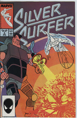 Silver Surfer Vol 3 Issue 5 From 1987 Marshall Rogers Art