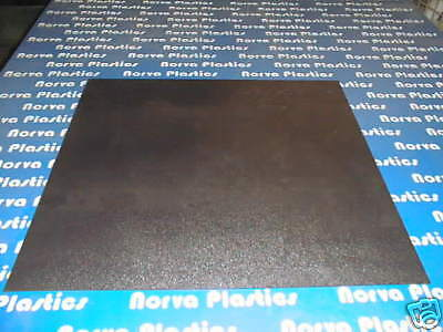 """(4045) Abs Black 3/16"""" Thick 24"""" X 36"""" For Sale !!!!!!!"""