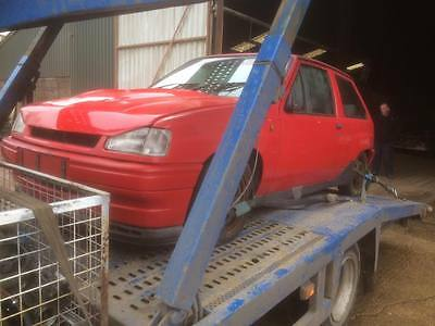 Modified Vauxhall Nova Breaking More Cars Breaking Nice Mods Opel Corsa A Etc
