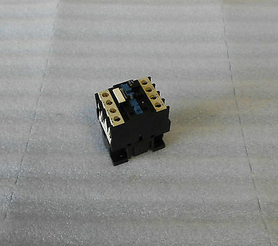 Telemecanique Magnetic Contactor, # LC1 D25 10, 120 V Coil, Used, Warranty