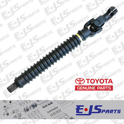 Genuine New Steering Column Lower Shaft for Toyota Land Cruiser Prado, 4Runner
