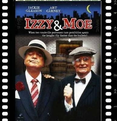 Izzy And Moe 1985--Very Rare Jackie Gleason Full Feature--Super-8-Optical Sound