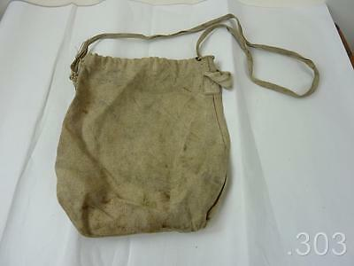 WWII British Civilian / Civil Defence / Home Front Gas Mask Bag / Case 1938
