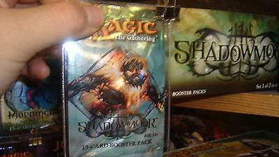 Shadowmoor Booster x1 MTG Booster Pack from Sealed box Magic the Gathering
