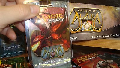 Shards of Alara Booster x1 MTG Booster Pack from Sealed box Magic the Gathering