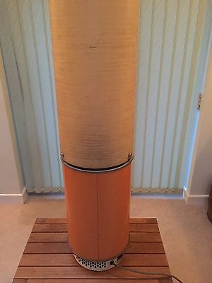Vintage Retro Belling Floor Standing Lamp And Convector Heater Circa 1950/60's?