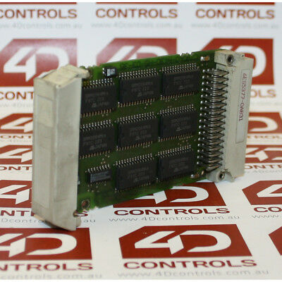 Siemens 6ES5 377-OAB31 MEMORY SUBMODULE S5 64K LONG TYPE RAM - Used