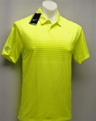New Nike Tour Performance Major Moments polyester golf polo shirt Small