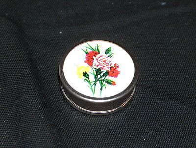 Sewing Tape Vintage Retractable Measuring Tape West Germany Flowers