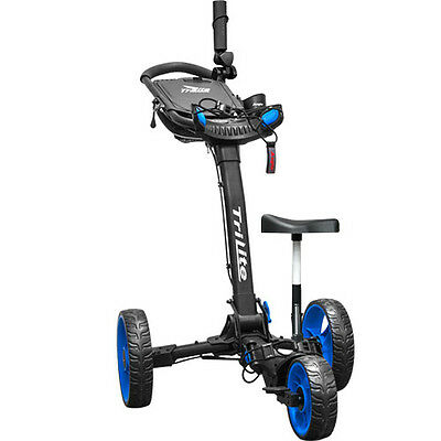 Axglo Tri Lite Buggy Package - Black/Blue