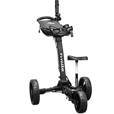 Axglo Tri Lite Buggy Package - Black