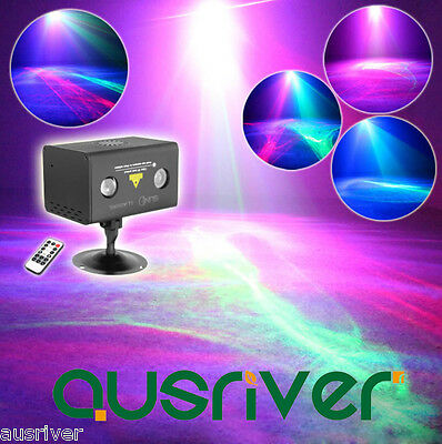 SUNY Water Ripple Pattern Laser Stage Lights LED RGB Lighting Party DJ Disco KTV