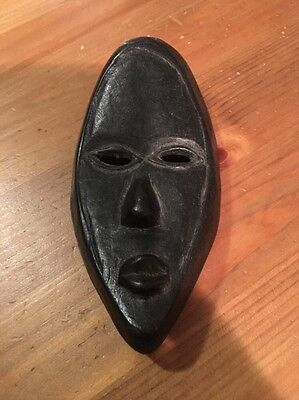 Dan Face Mask Passport Cote d'Ivoire African Art