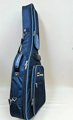 Caraya Premium Heavy Duty Thick Padded Carry Bag for Classical Guitar