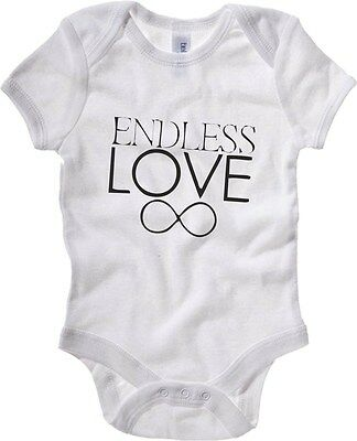 Baby Bodysuit TDM00068 endless love