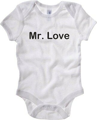 Baby Bodysuit TDM00176 mr love