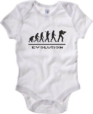 Baby Bodysuit TGAM0020 Evolution halo