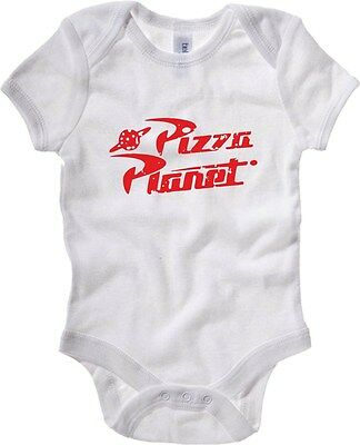 Baby Bodysuit TGAM0059 Pizza Planet
