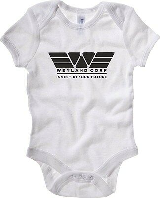 Baby Bodysuit TGAM0086 Weyland Corporation