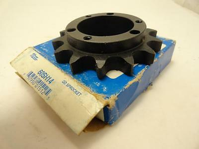 159732 New In Box, Martin 60SH14 Bushed Sprocket #60, 14T