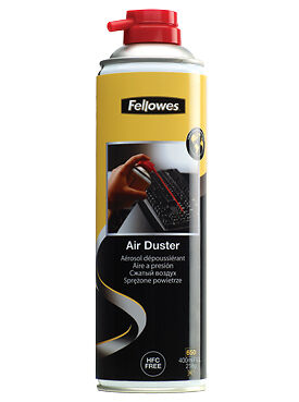 NEW! Fellowes 9977804 HFC Free Air Duster