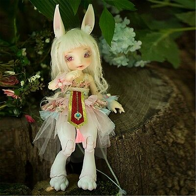 1/6 BJD Doll fairyland realfee may FREE FACE MAKE UP+FREE EYES-Animal body