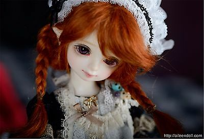 1/6 BJD Doll Aileendoll Camellia FREE FACE MAKE UP+FREE EYES-animal body