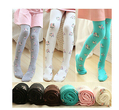 Fashion Infant girls Toddler tights Pantyhose Autumn Winter Baby Girl Stockings
