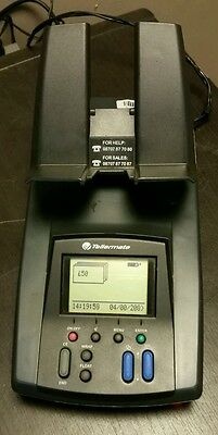 Tellermate Fast Counting Bank Note Machine