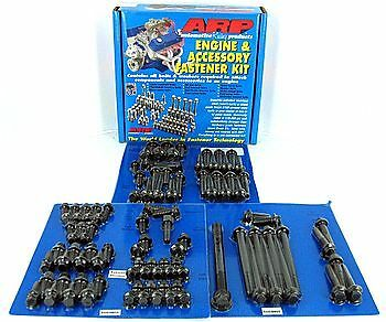 Arp Engine & Accessory Fastener Kit 555-9801 Ford 429-460 Black Oxide Hex Head