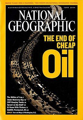NATIONAL GEOGRAPHIC - 2004 June - The end of cheap Oil