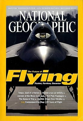 NATIONAL GEOGRAPHIC - 2003 December - The Future of Flying