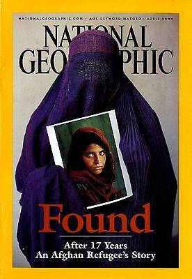 NATIONAL GEOGRAPHIC - 2002 April - Found