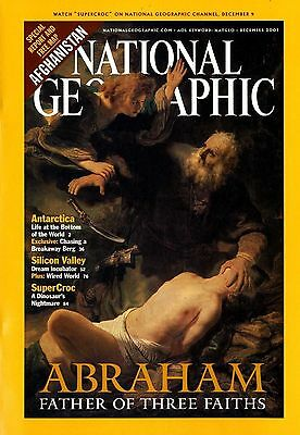 NATIONAL GEOGRAPHIC - 2001 December - Abraham
