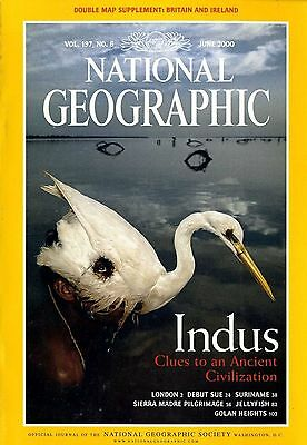 NATIONAL GEOGRAPHIC - 2000 June - Indus