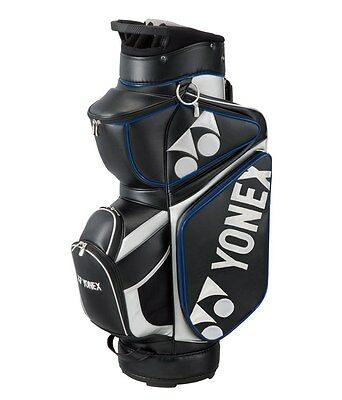 New Yonex Ezone Cart Bag Black/Blue/Silver Save over £75 on RRP