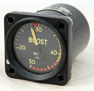 Smiths boost gauge reading 20 to 50 inches (GC8)