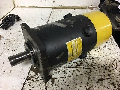 Fanuc Model 10M DC Servo Motor, A06B-0651-B011 (2000M), Used,  WARRANTY  (2)