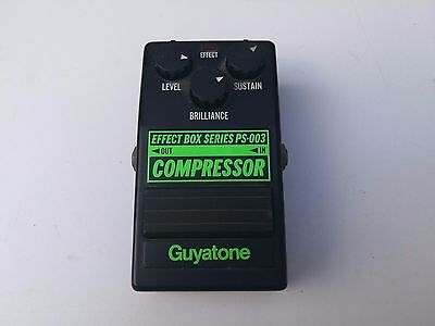 Vintage Guyatone Ps-003 Compressor - Free Next Delivery In The Uk