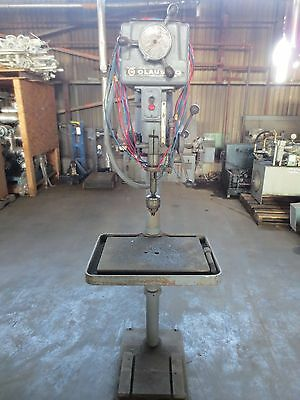 Clausing 1767 3/4HP 1725RPM Drill Press Variable