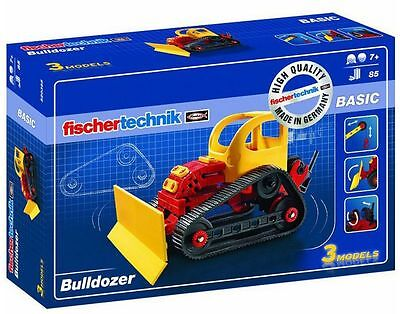Fischertechnik 520395 - ADVANCED Bulldozer | Baukasten