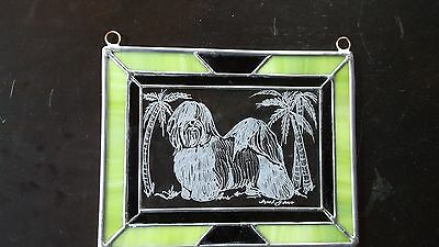 Papillon- Gorgeous Hand engraved Panel by Ingrid Jonsson