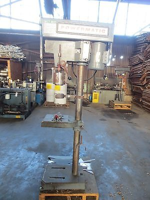 "Powermatic 15"" Floor Model Drill Press, Model 1150A S/N: 7915S013"