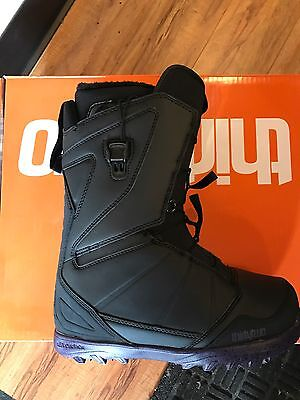 ThirtyTwo 32 - Lashed FT | 2016 - Womens Snowboard Boots | Black Size 8