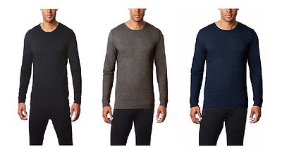 NEW 32 Degrees HEAT Men's Performance Long Sleeve Crew Neck Tee - VARIETY