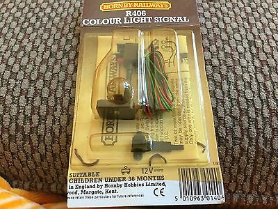 Hornby R406: Colour Light Signal -New  - In Original Package