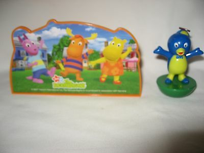 Backyardigans Toy Billboard/sign And Magnetic Figure Pablo