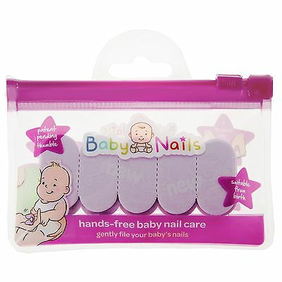 Baby Nails Replacement Pack (New Baby) Hands-Free Nailfiles